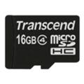 Transcend 16 GB microSDHC class 4 TS16GUSDC4