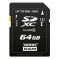 GoodRAM 64 GB SDXC class 10 SDC64GXC10GRR10