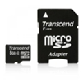 Kingston 8 GB microSDHC Class 10 UHS-I + SD Adapter SDC10G2/8GB