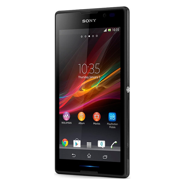 Sony Xperia C Black
