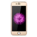 REMAX Tempered glass Metal cover for Apple iPhone 6 Gold