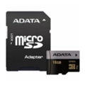 A-data 16 GB microSDHC UHS-I U3 Premier Pro + SD adapter AUSDH16GUI3CL10-RA1