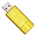 Verbatim 8 GB Store 'n' Go PinStripe 47395 Yellow