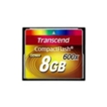 Transcend 8 GB 600X CompactFlash Card