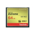 SanDisk 64 GB Extreme CompactFlash SDCFXS-064G-X46