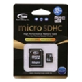 TEAM 32 GB microSDHC Class 10 + SD Adapter TUSDH32GCL1003