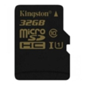 Kingston 32 GB microSDHC class 10 UHS-I SDCA10/32GBSP
