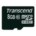 Transcend 8 GB microSDHC class 10 TS8GUSDC10