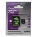 Verico 8 GB microSDHC Class 4 + SD adapter VFE1-08G-V1E