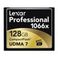 Lexar 128 GB CompactFlash 1066x Professional LCF128CRBEU1066