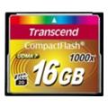Transcend 16 GB 1000X CompactFlash Card TS16GCF1000