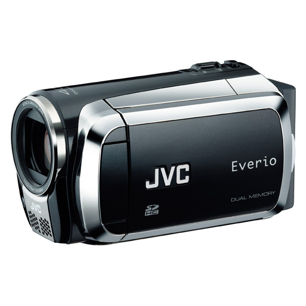 Jvc everio gz ms120 2