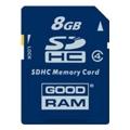 GoodRAM 8 GB SDHC Class 4 SDC8GHC4GRR9