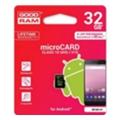 GoodRAM 32 GB microSDHC class 10 UHS-I A1 M1A0-0320R11-A1