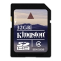 Kingston 32 GB SDHC Class 4