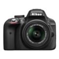 Nikon D3300 18–55 VR + 55–300 VR Kit