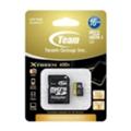 TEAM 16 GB microSDHC UHS-I U3 + SD Adapter TUSDH16GU303
