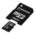 Transcend 8 GB microSDHC UHS-I Premium + SD Adapter TS8GUSDU1