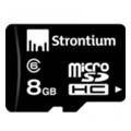 Strontium 8 GB microSDHC Class 6 SR8GTFC6R