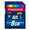 Transcend 8 GB SDHC UHS-1 Premium TS8GSDU1