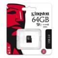 Kingston 64 GB microSDXC Class 10 UHS-I SDC10G2/64GBSP