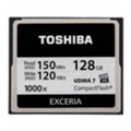 Toshiba 128 GB Compact Flash 1000X (CF-128GTGI(8)