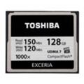 Toshiba 128 GB Compact Flash 1000X (CF-128GTGI(8)