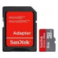 SanDisk 8 GB microSDHC Mobile Ultra + SD adapter (SDSDQUA-008G-U46A)