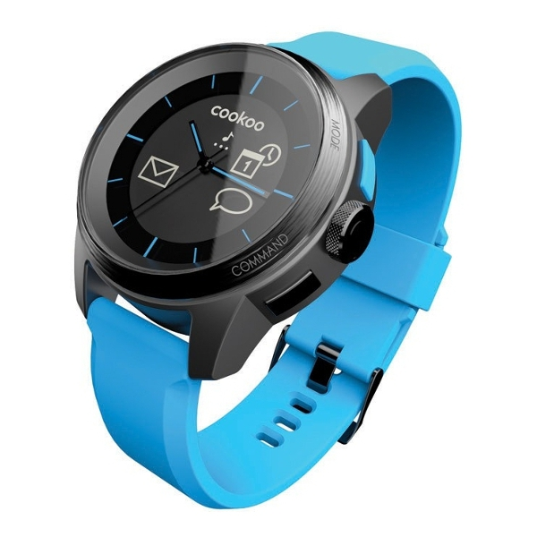 COOKOO Watch Blue