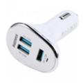 REMAX 6.3A 3USB Car Charger (White)