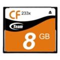 TEAM 8 GB CF 233x TCF8G23301