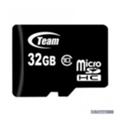 TEAM 32 GB microSDHC Class 10 + Reader TUSDH32GCL1005