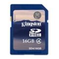 Kingston 16 GB SDHC Class 4