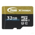 TEAM 32 GB microSDHC UHS-I U3 + SD Adapter TUSDH32GU303