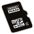 GoodRAM GOODRAM 4 GB microSDHC class 4