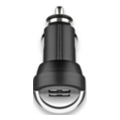 Cabstone Twin USB Car Charger 2.1А