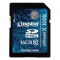 Kingston 16 GB SDHC Class 10 Gen.2