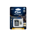 TEAM 32 GB microSDHC UHS-I + SD Adapter TUSDH32GU9003