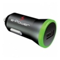 e-Power Автомобильный адаптер 1 USB 1 A (EP201CA)