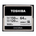 Toshiba 64 GB Compact Flash 1000X (CF-064GTGI(8)