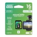 GoodRAM 16 GB microSDHC UHS-I U3 + SD Adapter M3AA-0160R11-DD