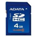 A-data 4 GB SDHC Class 6