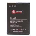 ExtraDigital Аккумулятор для Nokia BL-4B (700 mAh) - BMN6266