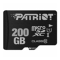 Patriot 200 GB microSDXC UHS-I + SD adapter PSF200GMCSDXC10