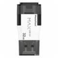 PhotoFast 32 GB i-Flashdrive Max Gen2 White (IFDMAXG232GB)