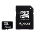 Apacer 16 GB microSDHC Class 4 + SD adapter