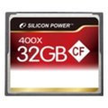 Silicon Power 32 GB 400x Professional CF Card SP032GBCFC400V10