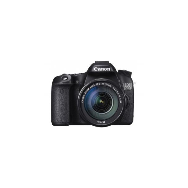 Canon EOS 70D 18-135 IS Kit