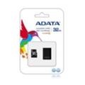 A-data 32 GB microSDHC class 4 + Micro Reader AUSDH32GCL4-RM3BKBL