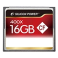 Silicon Power 16 GB 400x Professional CF Card SP016GBCFC400V10